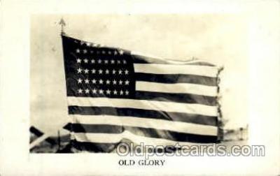 fgs001064 - Flag, Flags Postcard Post Card