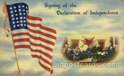 fgs001065 - Flag, Flags Postcard Post Card