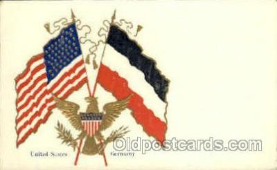 fgs001067 - Flag, Flags Postcard Post Card