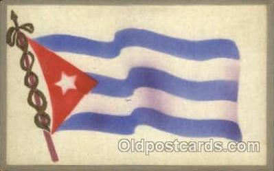 fgs001071 - Flag, Flags Postcard Post Card