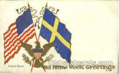 United States of America, Sweeden