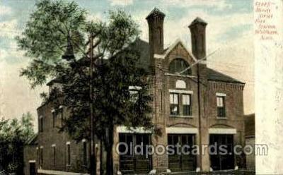 moody street fire station, Waltham, Mass., Massachusettss, USA