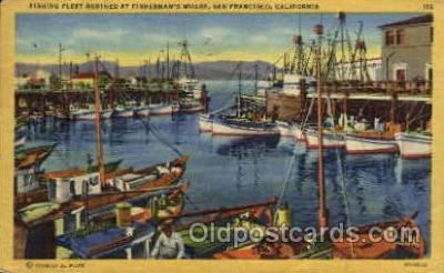 fis001027 - Fishing Postcard Post Card