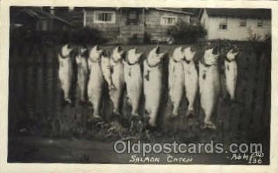 fis001033 - Fishing Postcard Post Card