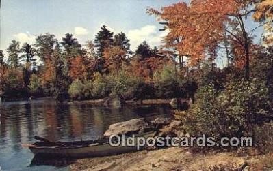 fis001547 - Row Boat  Postcard Post Cards Old Vintage Antique