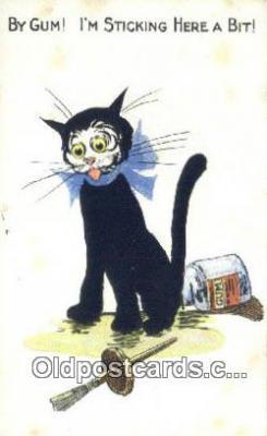 flx000283 - Felix the Cat Postcard Post Card