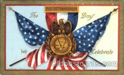 foj001069 - 4th, Fouth of July, Independence Day, Postcard Post Card