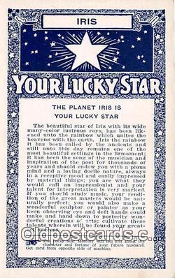Iris, Lucky Star