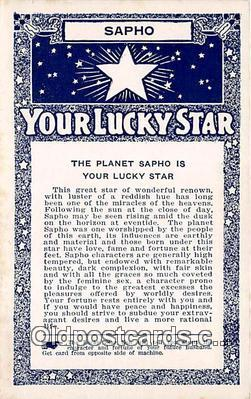 Sapho, Lucky Star
