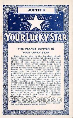Jupiter, Lucky Star