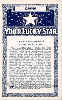 Diana, Lucky Star