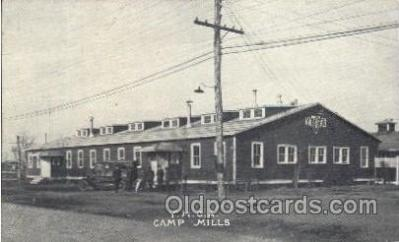 Camp Mills, New York, N.Y., USA