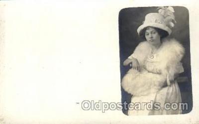 fur001002 - Fur, Postcard Post Card