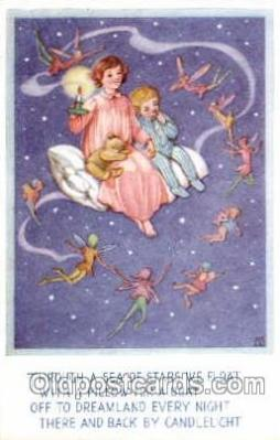 fyt001009 - Fairies, Fairy Tale Postcard Post Card