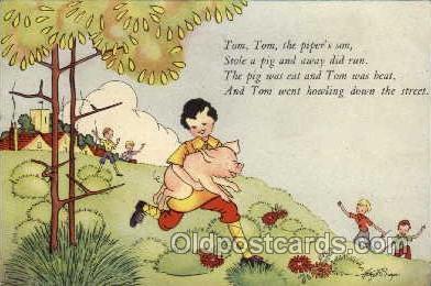 fyt001022 - Fairies, Fairy Tale Postcard Post Card
