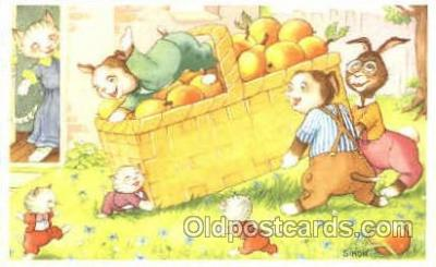 fyt001087 - Artist Simon Postcard Post Card