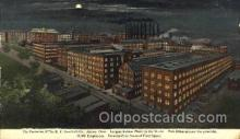 fac001002 - Factory, Factories, Postcard Post Card