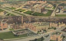 fac001007 - Factory, Factories, Postcard Post Card
