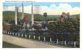 fac001012 - Factory, Factories, Postcard Post Card