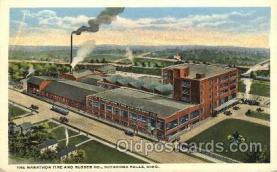 fac001014 - Factory, Factories, Postcard Post Card