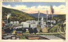 fac001015 - Factory, Factories, Postcard Post Card