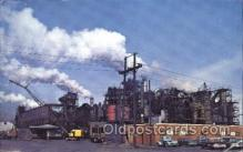 fac001016 - Factory, Factories, Postcard Post Card
