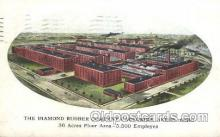 Diamond Rubber Factory, Akron, OH, USA