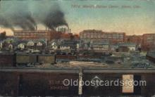 fac001023 - Factory, Factories, Postcard Post Card