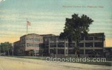 fac001027 - Factory, Factories, Postcard Post Card