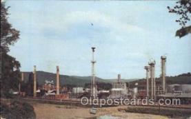 fac001028 - Factory, Factories, Postcard Post Card