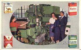 fac001036 - Tobacco Factory Postcard Post Card