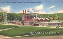 Duponts Nylon plant, Virginia
