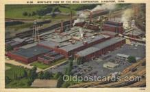 fac001040 - Kingsport, Tn, Kingsport, Tennessee, USA Tennessee Factory Postcard Post Card
