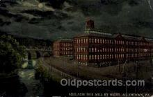 fac001074 - Adelaide Silk Mill Allentown, PA, USA Postcard Post Cards Old Vintage Antique