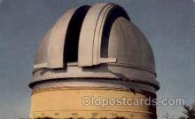 fac001086 - Palomar Observatory San Diego, CA, USA Postcard Post Cards Old Vintage Antique