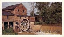 fac001103 - Old Mill Pigeon Forge, TN, USA Postcard Post Cards Old Vintage Antique