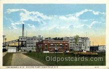 fac001135 - John Morrell & Co Packing Plant Sioux Falls, SD, USA Postcard Post Cards Old Vintage Antique