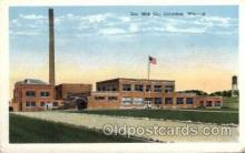 fac001137 - Dry Milk Co Columbus, WI, USA Postcard Post Cards Old Vintage Antique