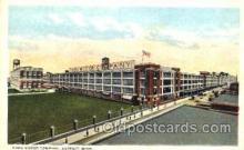 fac002008 - Ford Motor Company Detroit, MI, USA Postcard Post Cards Old Vintage Antique