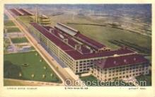 fac002009 - Ford Motor Company Detroit, MI, USA Postcard Post Cards Old Vintage Antique