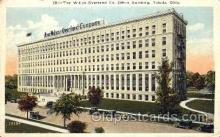 fac002011 - Will vs Overland Co Office Building Toledo, OH, USA Postcard Post Cards Old Vintage Antique
