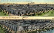 fac002027 - Studebaker Corporation Plants No 1 & 3 Detroit, MI, USA Postcard Post Cards Old Vintage Antique