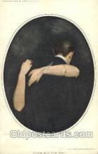 fad001013 - Coles Phillips, Fade Away Postcard Post Card