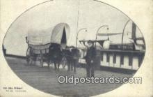 fam001039 - On the Wharf  Postcard Post Cards Old Vintage Antique