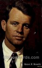 fam100258 - Robert Kennedy Famous People Old Vintage Antique,  Postcard Post Card