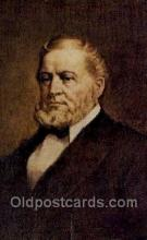 fam100295 - Brigham Young Organized Migration of the Trans Mississippi Expansion of the USA, Second President of the Church of Jesus of Latter Day Saints