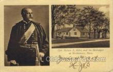 fam100309 - Gen Nelson A. Miles Famous People Old Vintage Antique Postcard Post Card