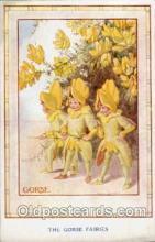 fan000040 - Fantasy Flower People, Artist Margaret Tarrant -