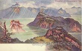 fan001031 - Artist F. Killinger Fantasy Postcard Post Card