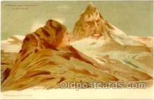 fan001041 - Artist F. Killinger Fantasy Postcard Post Card